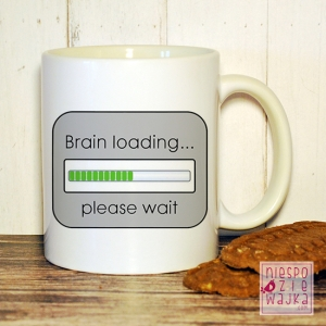 "Garnuszek ""Brain loading..."" :)"