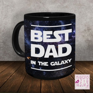 Kubek Best Dad in the galaxy