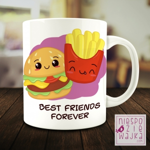 Kubek Best Friends Forever BFF