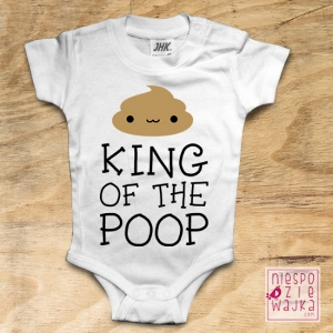 "Bodziak ""King of the poop"""