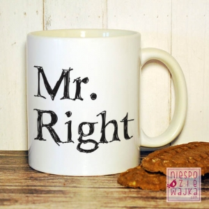 "Garnuszek ""Mr. Right"""