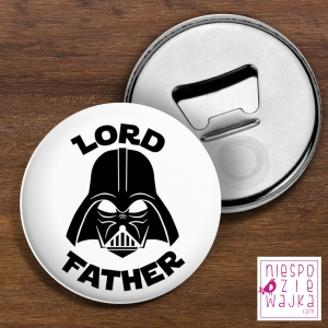Otwieracz do butelek z magnesem Lord Father 58 mm
