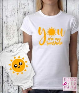 "Komplet ""You are my sunshine"""